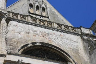 cathédrale façade