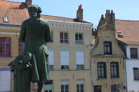Saint-Omer - maison 1718