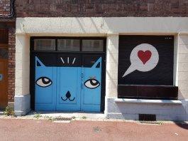 Street art Tourcoing - Lem