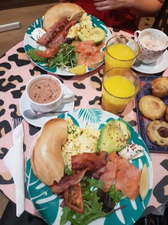 Emilies and the cool kids - brunch