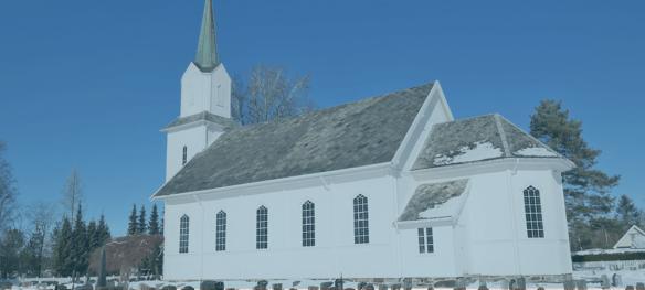 Bilde av Blaker kirke