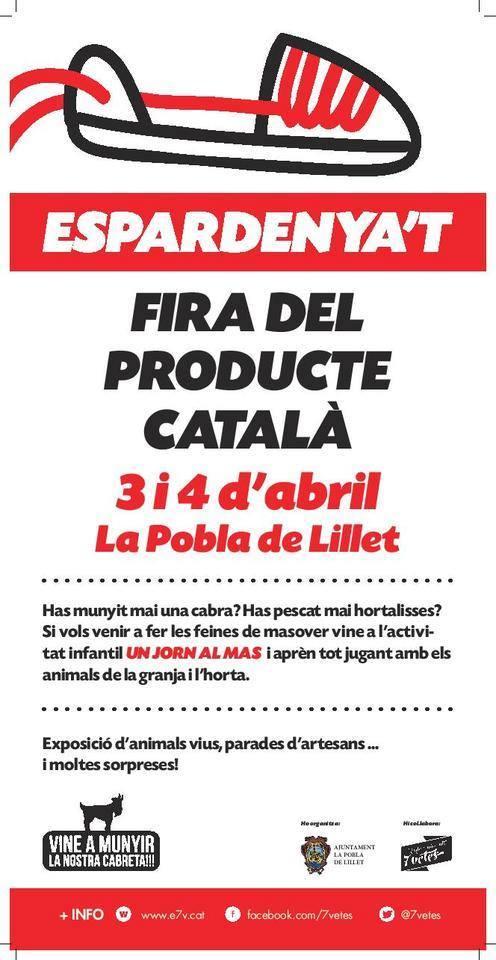 20150327 Fira del producte catala 2015