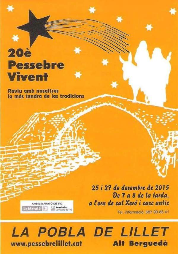 20151225 i 27 Pessebre Vivent