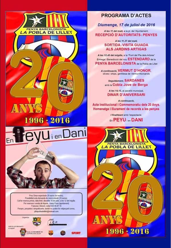 20160717 20 aniversari penya blau grana la pobla de lillet 2
