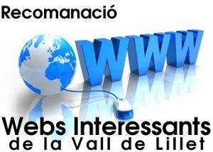 Webs Interessants de la Vall de Lillet