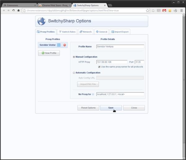 20131121_Configurar Proxy a Google Chrome_7_Omplir dades del Servidor