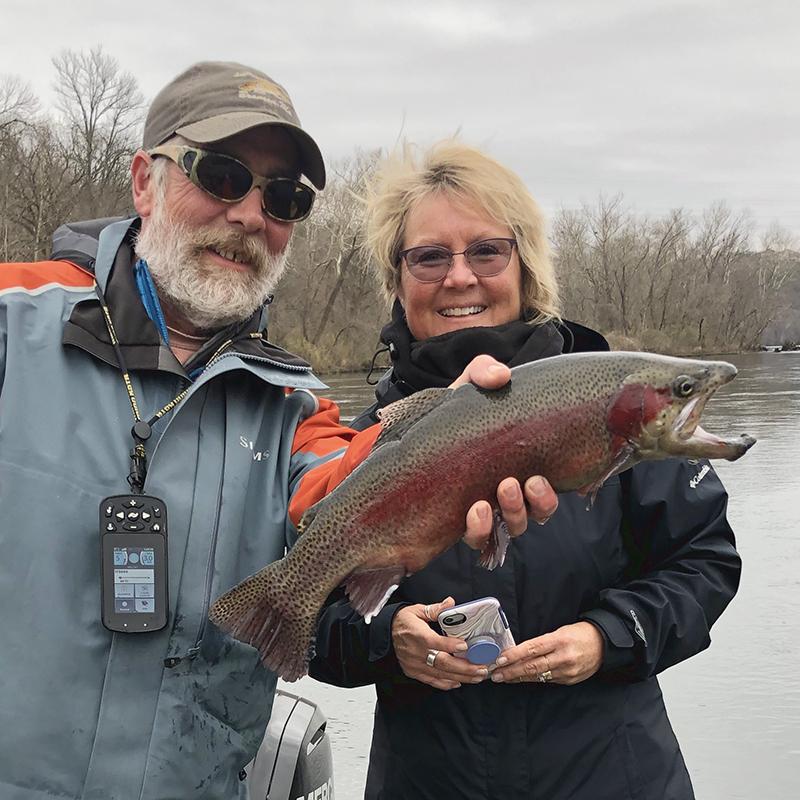 January 8 fishing report