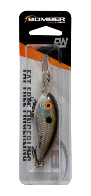Bomber Fat Free Fingerling – Tennessee Shad