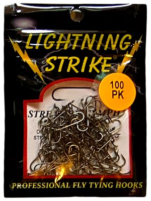 Lightning Strike – Streamer/Nymph SN1 100ct.