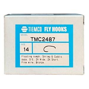 Tiemco TMC2487 100ct.