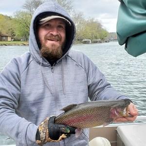 Sean Peterson Rainbow Trout
