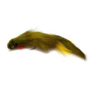 Galloup's Articulated Monkey Streamers
