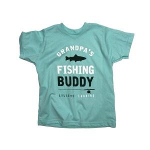 Grandpa's Fishing Buddy – Chill (Child)