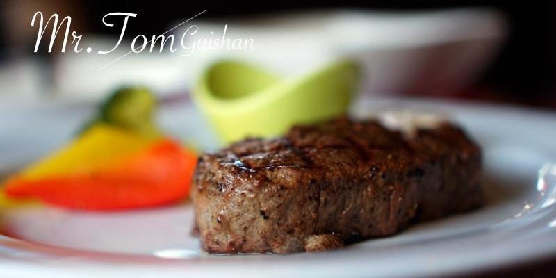 桃園林口。Mr.Tom頂級牛排館 我吃過最好吃的牛排!
