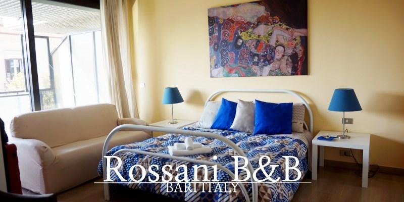 【義大利巴里住宿推薦】B&B Rossani離車站超近 安全CP值又高(歇業