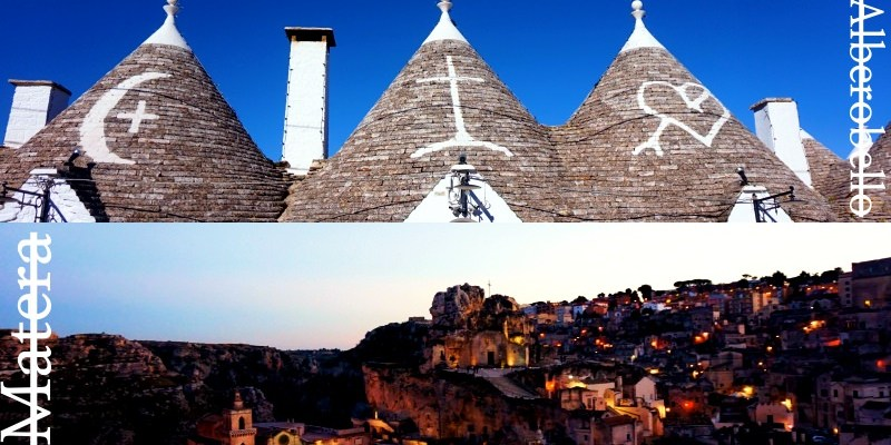 【蘑菇村Alberobello馬泰拉Matera自由行】住宿推薦、交通教學、行程景點地圖