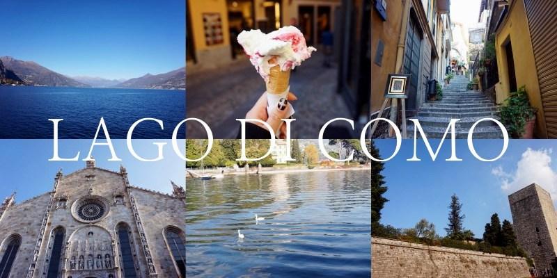 義大利科莫湖Lago di Como一日遊|跟團Tour/交通教學/景點 義大利最美的湖泊(含貝拉焦Bellagio)