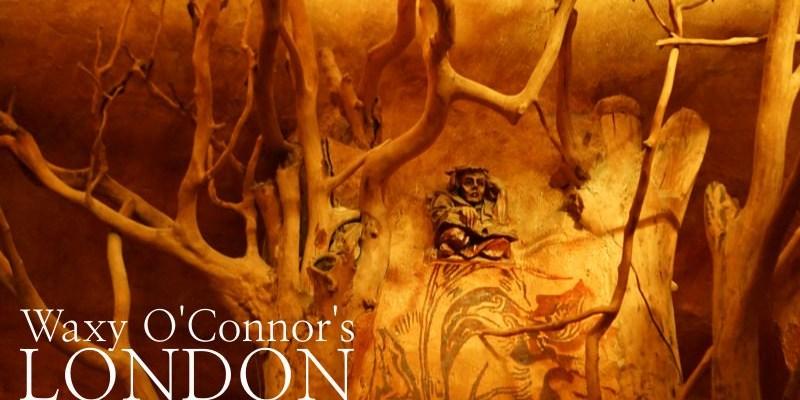 【倫敦Soho酒吧】Waxy O'connor's London 我這是掉進愛爾蘭童話裡了嗎?