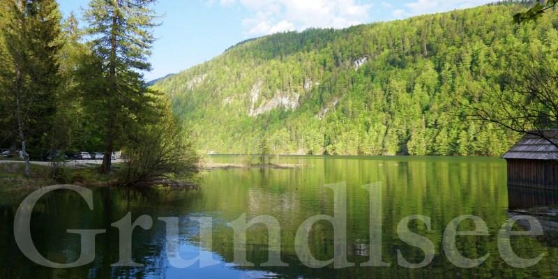奧地利湖區秘境Grundlsee、Lake toplitz自駕自由行|我心中最美的奧地利森林與那神秘湖泊