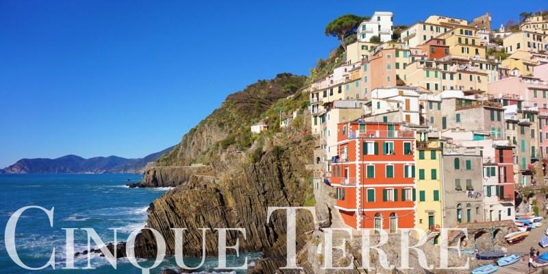 【2021五漁村Cinque Terre自由行全攻略】三天兩夜交通景點住宿懶人包、一日遊行程規劃