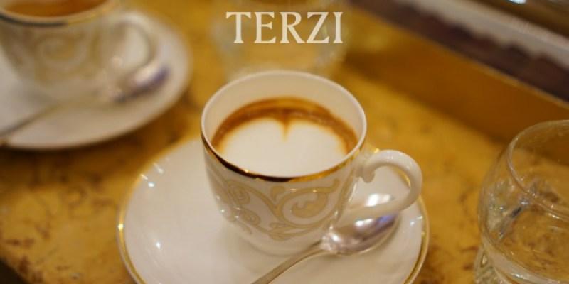【波隆那咖啡廳】CAFFÈ TERZI波隆那人心中的冠軍咖啡店,來杯正統的義式咖啡吧!