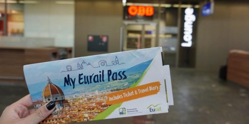 【2021歐洲火車通行證攻略】Eurail Pass購買訂位、實際使用教學、注意事項總整理