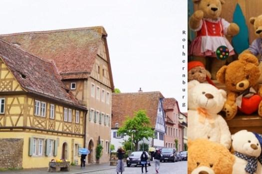【2021德國羅騰堡一日遊】景點美食、交通住宿,浪漫之路上的童話中世紀古城