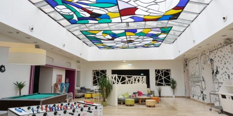 【布達佩斯青旅推薦】市中心Wombats CITY Hostel,便宜乾淨房間又大又美