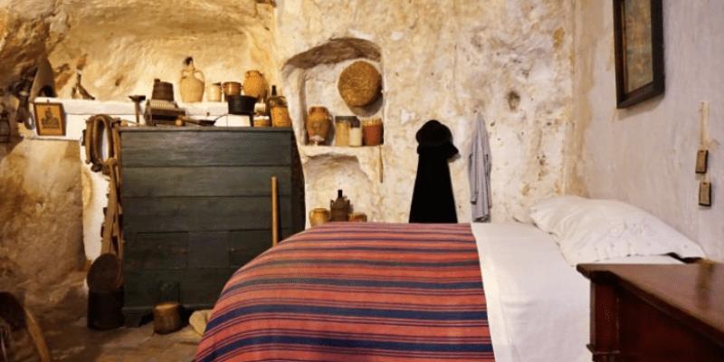 【馬泰拉景點】Casa Grotta nei Sassi穴居博物館,門票超便宜不看白不看