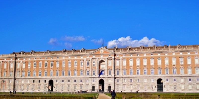 【拿玻里周邊景點】Reggia di Caserta卡塞塔王宮交通、門票、參觀路線,義大利最大的宮殿