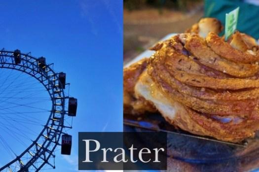 【維也納景點】普拉特遊樂園Prater、超猛豬腳餐廳Schweizerhaus,世界最古老的摩天輪