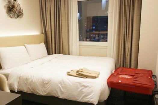 大阪住宿推薦 普樂美雅飯店Premier Hotel CABIN Osaka,日本住過最滿意的飯店