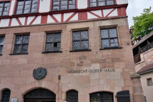 紐倫堡景點|杜勒之家Albrecht Dürer門票、開放時間,文藝復興自畫像之父