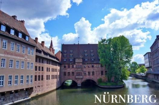 德國紐倫堡行程攻略|舊城區近郊景點整理、三天兩夜行程規劃、市集美食