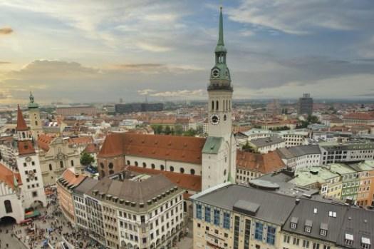 2021德國慕尼黑自由行全攻略 第一次自助必看!景點行程花費美食住宿交通啤酒節懶人包