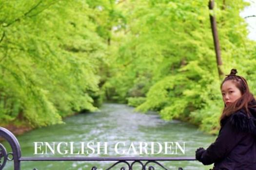 【慕尼黑景點】英國花園Englischer Garten,比紐約中央公園還大的綠地