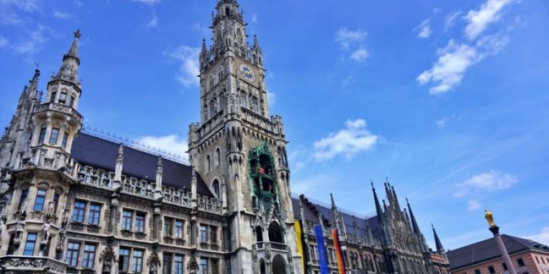 慕尼黑自助行程規劃|市區熱門景點地圖、郊區周邊一日遊城市、5天4夜行程安排路線指南。