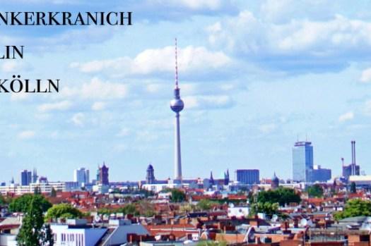 【柏林私房景點】Klunkerkranich頂樓酒吧看風景,沒地陪帶路絕對找不到