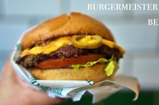 【柏林美食】舊公廁冠軍漢堡Burgermeister,免排隊又安全的Zoo分店