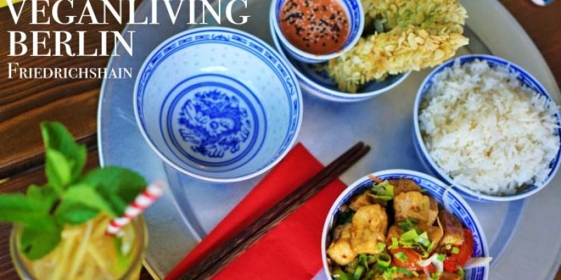【柏林美食】1990 Vegan living越南蔬食餐廳,隨便點隨便好吃