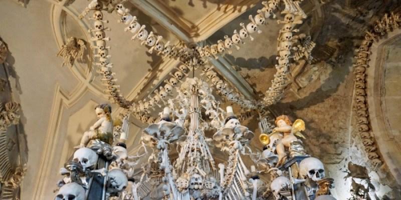 捷克庫特納霍拉一日遊|人骨教堂Sedlec Ossuary布拉格交通、歷史景點、美食懶人包