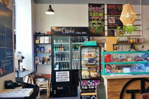 【布拉格咖啡館】Tonkin Kafé布拉格火車站旁文青咖啡廳