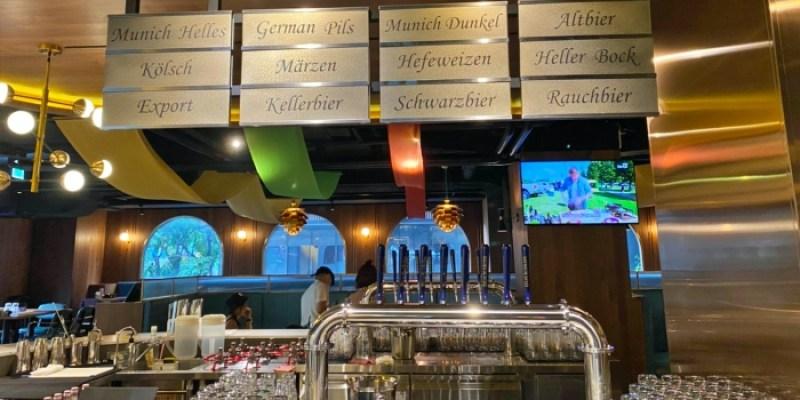 台北中山餐酒館 柏克金啤酒餐廳Buckskin Beerhouse,7折餐券超划算