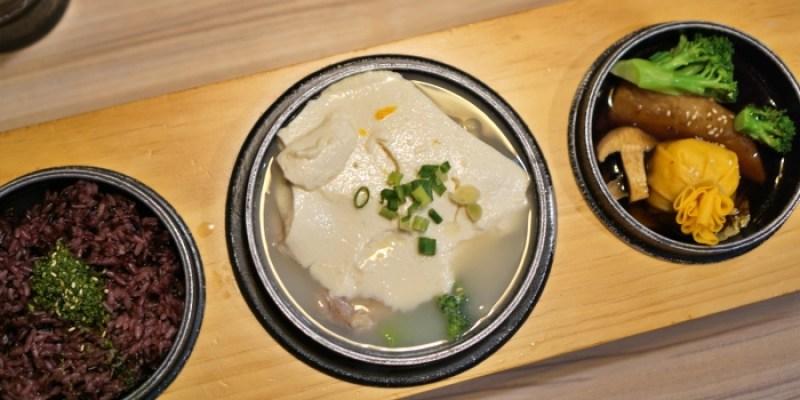 台東鐵花村美食|天利食堂,帶著老一輩食材堅持的豆腐鍋