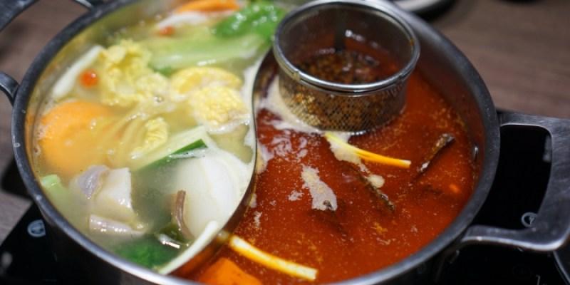 新店七張美食 就是辣重慶老火鍋,超好吃麻辣鍋必點老油條!