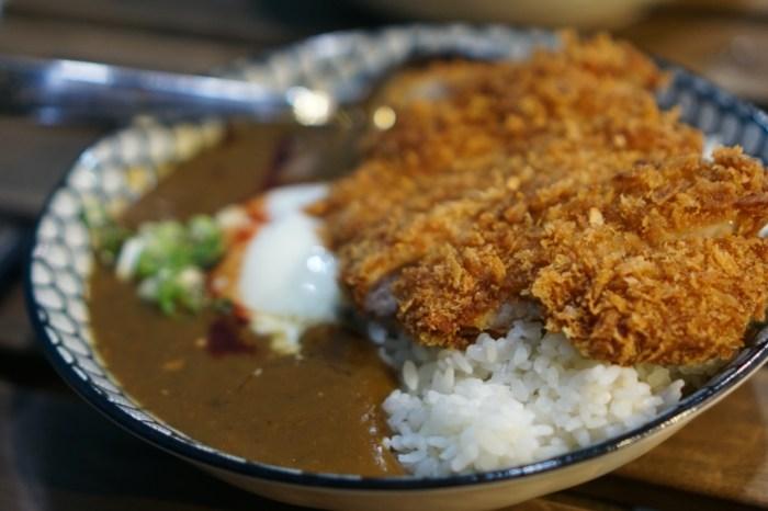 新竹咖哩飯|東門市場Musha Musha木下食堂,來一碗大人系的熟成咖哩