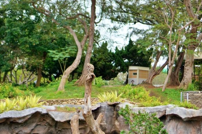 新竹市區景點|新竹公園地圖、日式庭園賞櫻半日遊,可以免費看猴子!