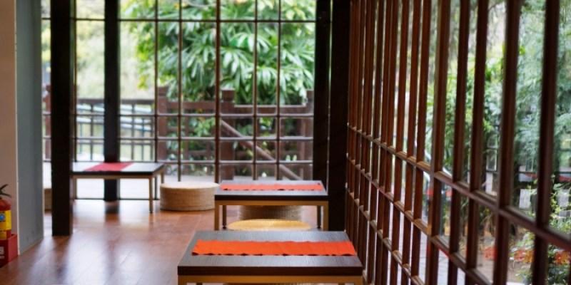 新竹公園美食 湖畔料亭,IG打卡超適合的日式建築