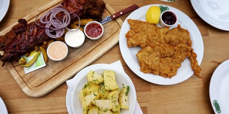 【維也納美食】炸牛排/炸豬排/豬肋排餐廳推薦,這四家才是當地人會去吃的!