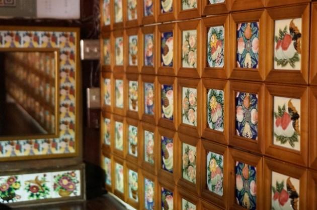 嘉義景點|台灣花磚博物館,用熱情保存與再生台灣百年花磚工藝。